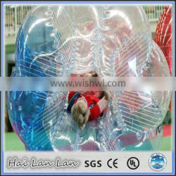 2015 hot sale new product zorb bumper for fun