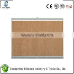 5090 corrosion-resistant power saving evaporative cooling pad for gardening flowers
