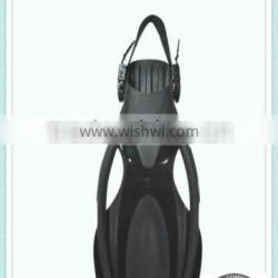 Neoprene Free Diving And Rubber Swim Long Fins Flippers