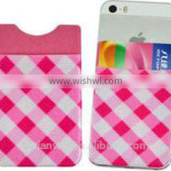 phone and credit card holder