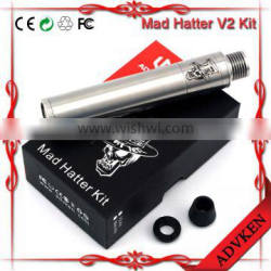 2016 wholesale mad hatter v2 kit with factory price available