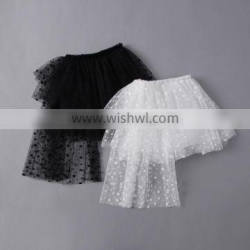 S16740A 2017 Top Selling Fluffy Tutu Skirt For Girls