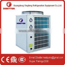 18kw(DBT-18W) air source Heat Pumps(CE approved with 4.2 COP,Sanyo Compressor)