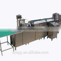 2016 most popular egg washing machine with CE