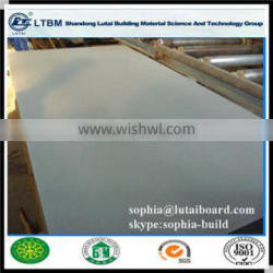 mositure resistant calcium silicate board for construction material