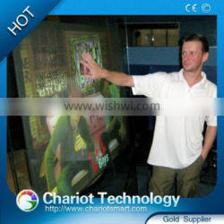 ChariotTech great price, infrared multi touch table with 4:3 and 16:9 fromat,dual-touch for interactive advertising