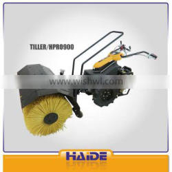 14 HP gasoline powered 100 cm road sweeper