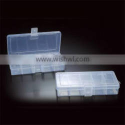Gold Supplier portable clear fishing tackle lure box