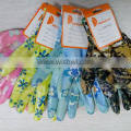 DDSAFETY 2017 China Wholesale Safety Gloves Nitrile Gloves Working Gloves