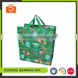 foldable wholesale laminated non woeven bag