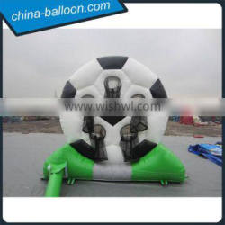 3M Inflatable Game Items Football Shape Sport Games