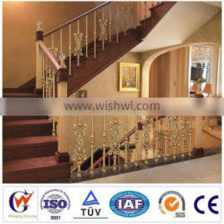 Hot sale stair rail with galvanized steel