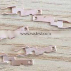 china manufacturing customized refrigerator small metal parts