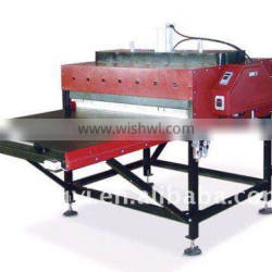 Pneumatic double stations heat press machine(CE approved)