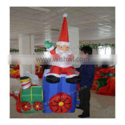 2013 Newest high quality wholesale christmas inflatables
