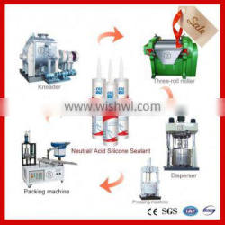 machine for installing and sealing windows doors