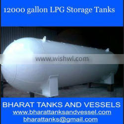 12000 gallon LPG Storage Tanks