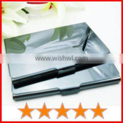 High quality stainless steel name card holder,business card holder,card holders