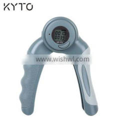 KYTO factory outlet portable exercise digital calorie count hand gripper