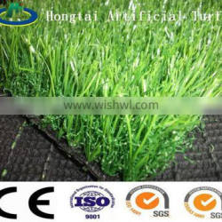 40mm HONGTAI outdoor grass artificial for garden with warranty guarantee