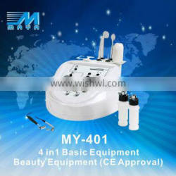 MY-401 2015 newly Portable Spray and High frequency Beauty Salon Equipment for home use
