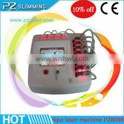 home use 10 probes cold lasers weight loss device/ lipolisis laser