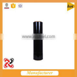 black polypropylene film