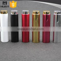 mini travel refillable aluminium twist pocket sized perfume spray bottle Quality Choice