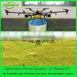 professional 15kg agriculture drone uav spray / wholesale drone