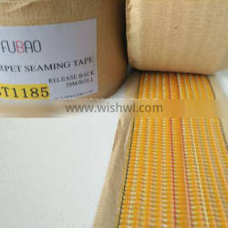 carpet seam tape with crinkle paper