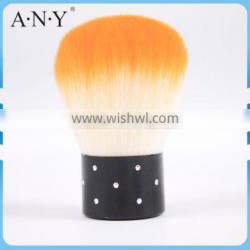 ANY Cheap Metal Handle Newest Design Powder Brush Nylon Hair