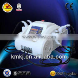 CE ISO cavitation/RF/Vacuum portable 5in1 strong sound wave fat system machine