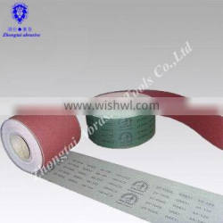 GXK51 ALX610 sand cloth roll/emery cloth roll