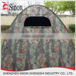camping camouflage cheap hunting outdoor animal pop up army tent