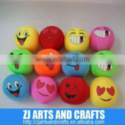 New microbeads funny ball soft toy