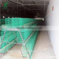 Galvanized battery poultry cages for layers for sale