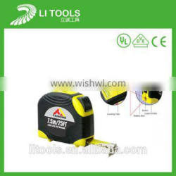 Cheapest steel tape measure laser level with tape measure abs tape measure
