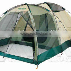 Big camping tent for 5 person