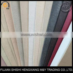 2016 wholesale cheap imitation leather for notebooks