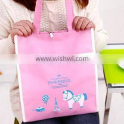 sublimation printing polyester bags