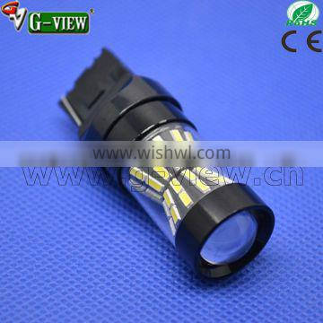 China supplier auto parts led the lamp 7443 56smd 4014 for 7440 turn signal led lamps