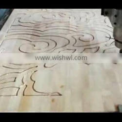3kw water cooling spindle 1325 4 axis woodworking cnc router 3d carving cnc machine