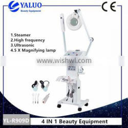 4 in 1 salon use equipment ultrasonic beauty machine with high quality