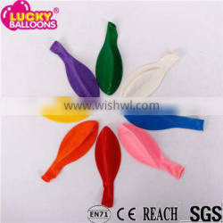Hot sell party supplies 18 inch big round shape latex balloons