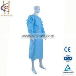 2014 Latest Design Comfortable Hygeian Soft Medical Gown