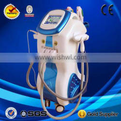 Big power 5 in 1 medical laser ipl with cavitation