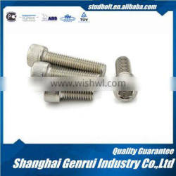 Supplier from China GT Alloy steel screw allen head cap screw for machines