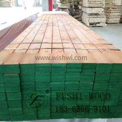 Good quality pine construction beam LVL Structrure for AU market made in China