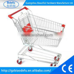 SHOPPING TROLLY WITH BABY SEAT 60L CAPACITY