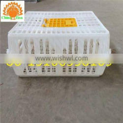 beauty chicken transport plastic cage , HDPE %